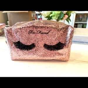 Too Faced Better Than Sex makeup bag